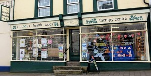 CORNWALL, TRADITIONAL HEALTH FOOD STORE – LEASEHOLD £99,950  REF VSM317C