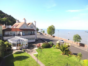 LUXURY SEA FRONT HOLIDAY LETS AND GUESTHOUSE WITH OWNERS ACCOMMODATION- SOMERSET – FREEHOLD £795,000  REF VGH321S