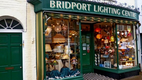 Bridport Lighting, Dorset