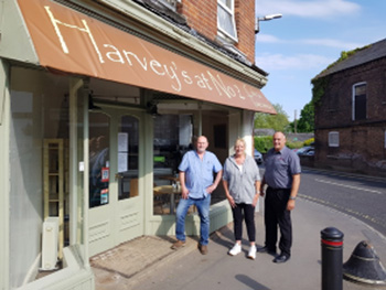 Harveys at No 2