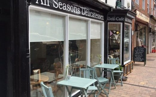 DELI AND CAFE, NEWENT, GOUCESTERSHIRE – LEASEHOLD £55,000 REF VC363G
