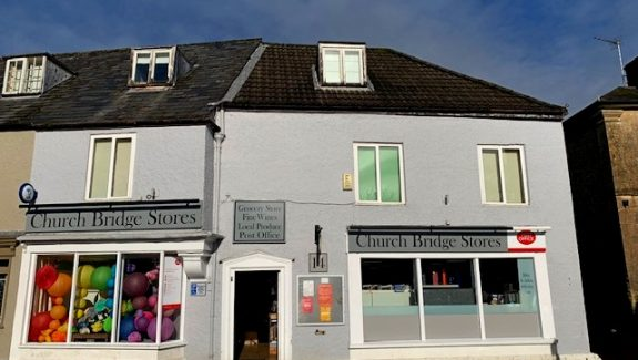 BRUTON SOMERSET – CONVENIENCE STORE AND P.O. PLUS 4/5 BED ACCOMMODATION – FREEHOLD £845,000 REF VR368S
